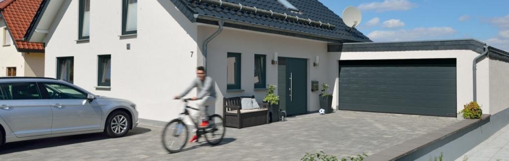 Гаражные ворота Hormann с приводом ProLift от 75 500 руб