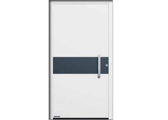 Входная дверь Hormann ThermoSafe Мотив 836